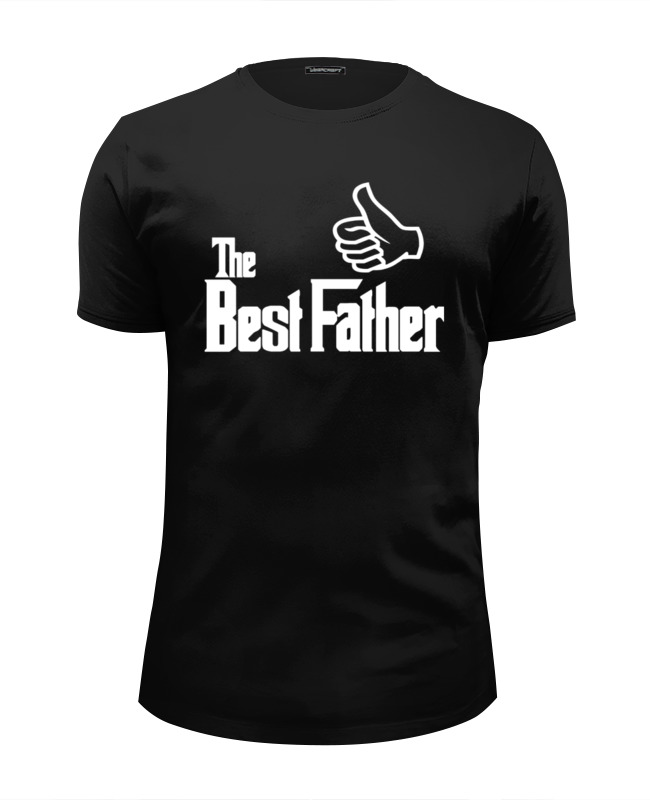 Printio The best father, лучший отец футболка wearcraft premium printio the beauty and the best