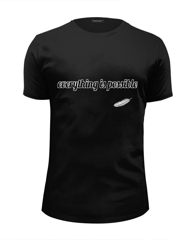 Printio Всё возможно (крылья) футболка wearcraft premium printio крылья