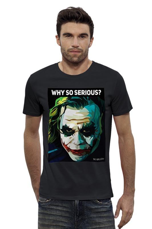 Футболка Wearcraft Premium Slim Fit Printio Джокер футболка wearcraft premium slim fit printio avengers