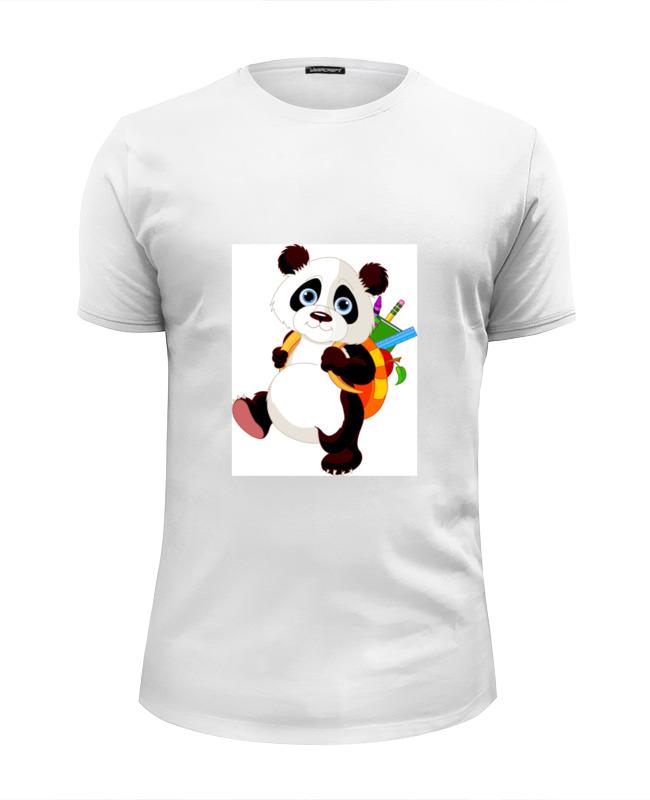 Футболка Wearcraft Premium Slim Fit Printio Нести добро футболка классическая printio нести добро