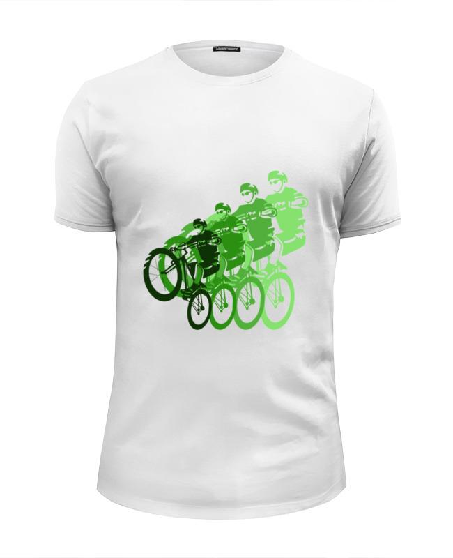 Printio Велосипедисты футболка wearcraft premium printio велосипедисты
