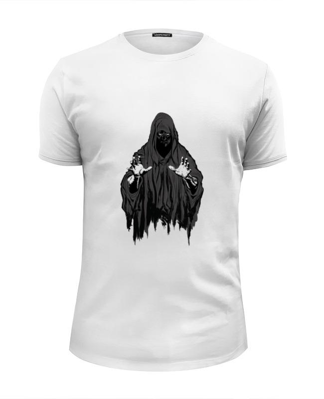 Футболка Wearcraft Premium Slim Fit Printio Зло в плаще футболка wearcraft premium slim fit printio добро пожаловать