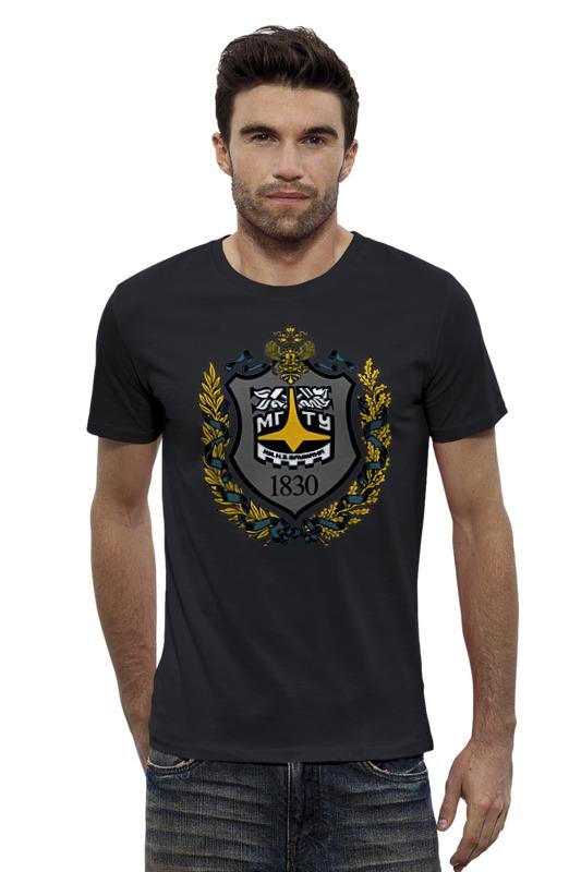 Футболка Wearcraft Premium Slim Fit Printio Бауманка футболка wearcraft premium slim fit printio avengers
