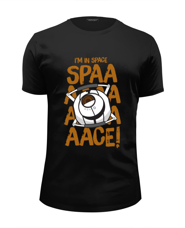 Футболка Wearcraft Premium Slim Fit Printio Space футболка wearcraft premium slim fit printio tokyo 25 space 2