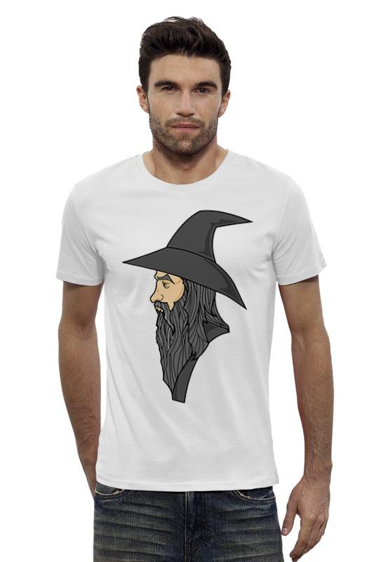 Футболка Wearcraft Premium Slim Fit Printio Гэндальф (gandalf) футболка стрэйч printio властелин колец lord of the ring