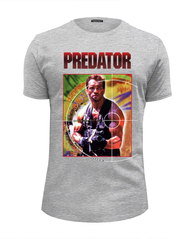 Футболка Wearcraft Premium Slim Fit Printio Predator футболка wearcraft premium slim fit printio predator