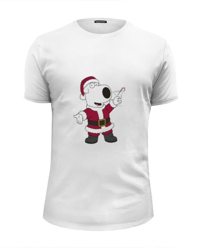 Футболка Wearcraft Premium Slim Fit Printio Гриффины футболка wearcraft premium slim fit printio отличный подарок для мужчины