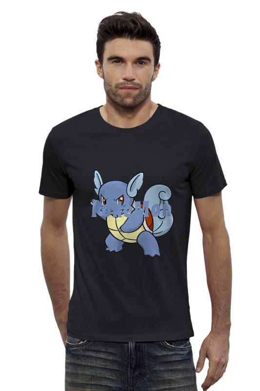 Футболка Wearcraft Premium Slim Fit Printio Pokemon wartortle футболка wearcraft premium slim fit printio pokemon raichu