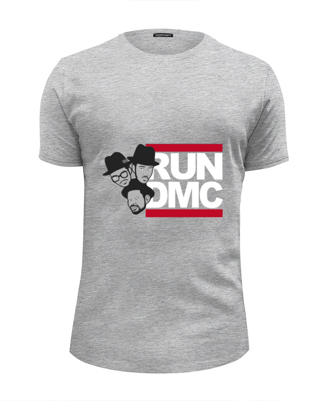 Футболка Wearcraft Premium Slim Fit Printio Run-dmc футболка run dmc