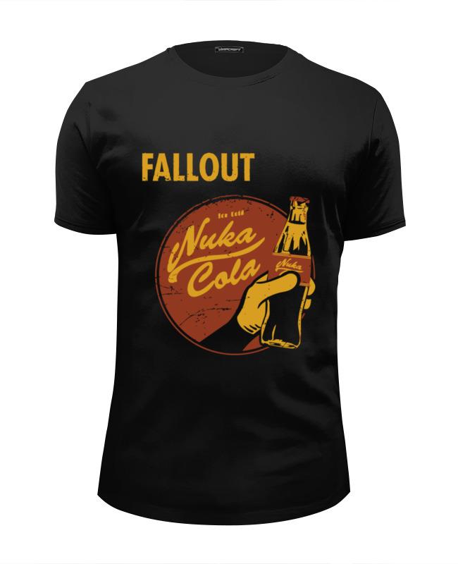 Футболка Wearcraft Premium Slim Fit Printio Fallout (nuka cola) футболка wearcraft premium slim fit printio fallout nuka cola