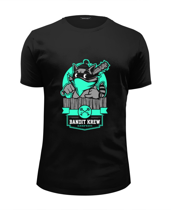 Фото - Printio Bandit футболка wearcraft premium slim fit printio bandit