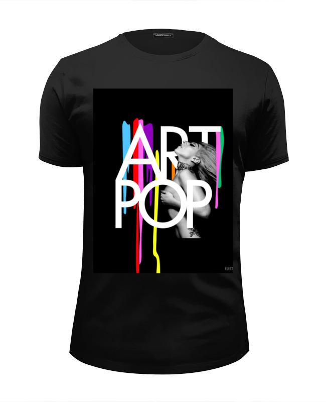 лучшая цена Printio Artpop lady gaga