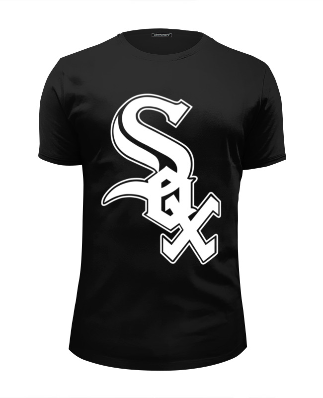 Футболка Wearcraft Premium Slim Fit Printio Chicago white sox emissions reduction nox sox suppression