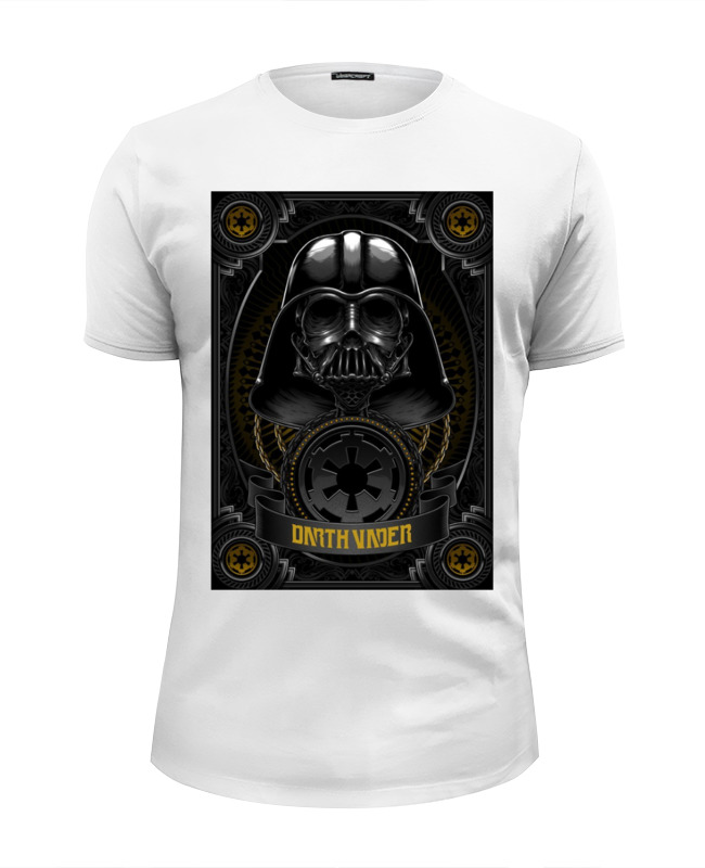 Футболка Wearcraft Premium Slim Fit Printio Star wars футболка wearcraft premium slim fit printio it s a trap star wars
