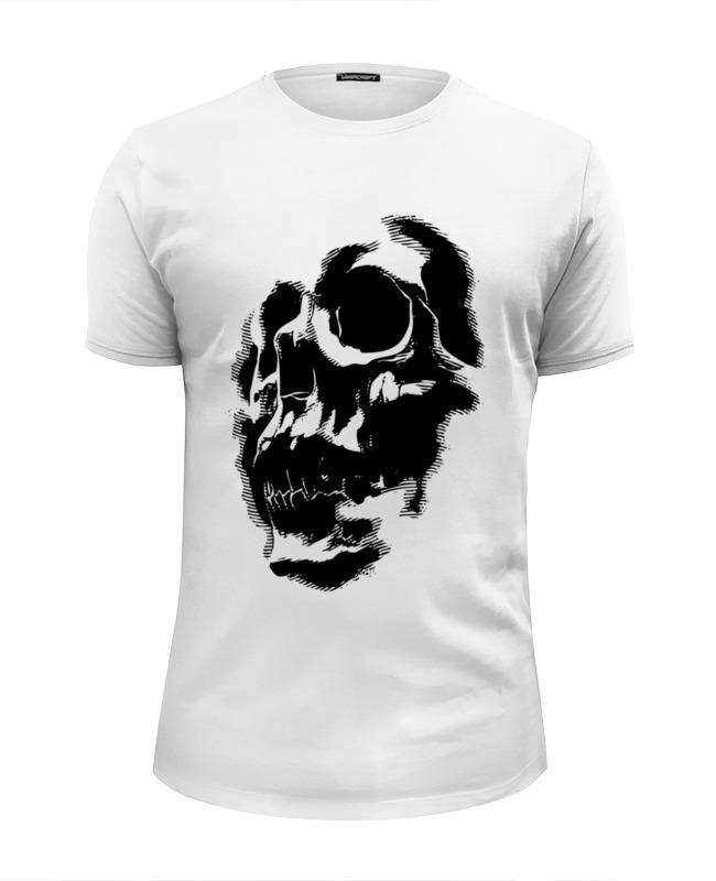 Printio Лицо мертвеца - череп футболка wearcraft premium printio тони монтана лицо со шрамом