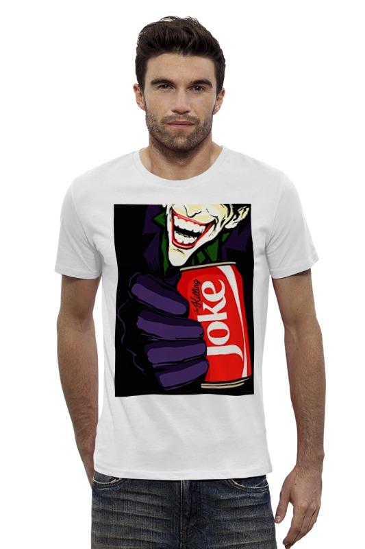 Футболка Wearcraft Premium Slim Fit Printio Joker футболка wearcraft premium slim fit printio joker