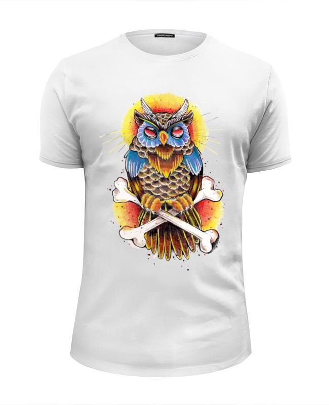 все цены на Printio Mysterious owl онлайн