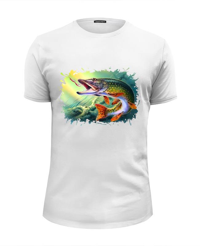 Printio Большая рыбка рыбка