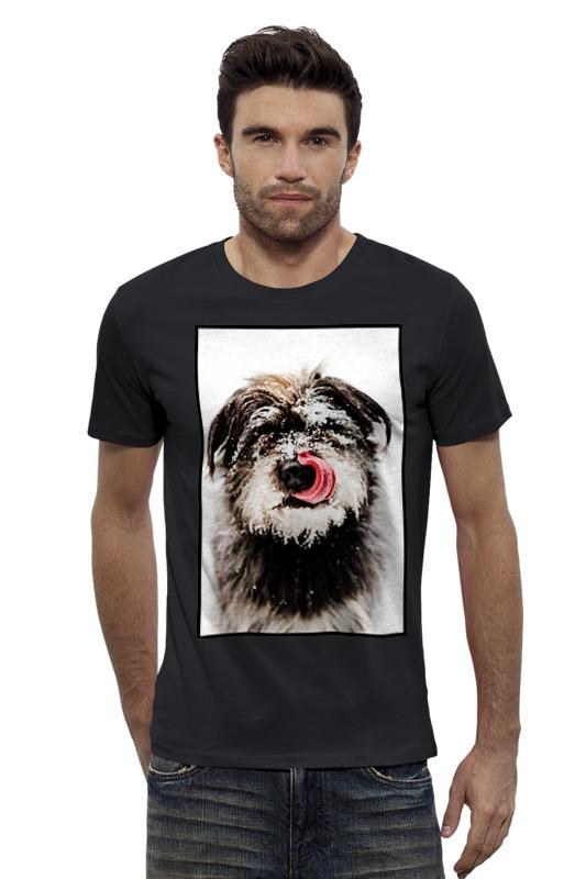 Футболка Wearcraft Premium Slim Fit Printio Dog футболка wearcraft premium slim fit printio gta 5 dog