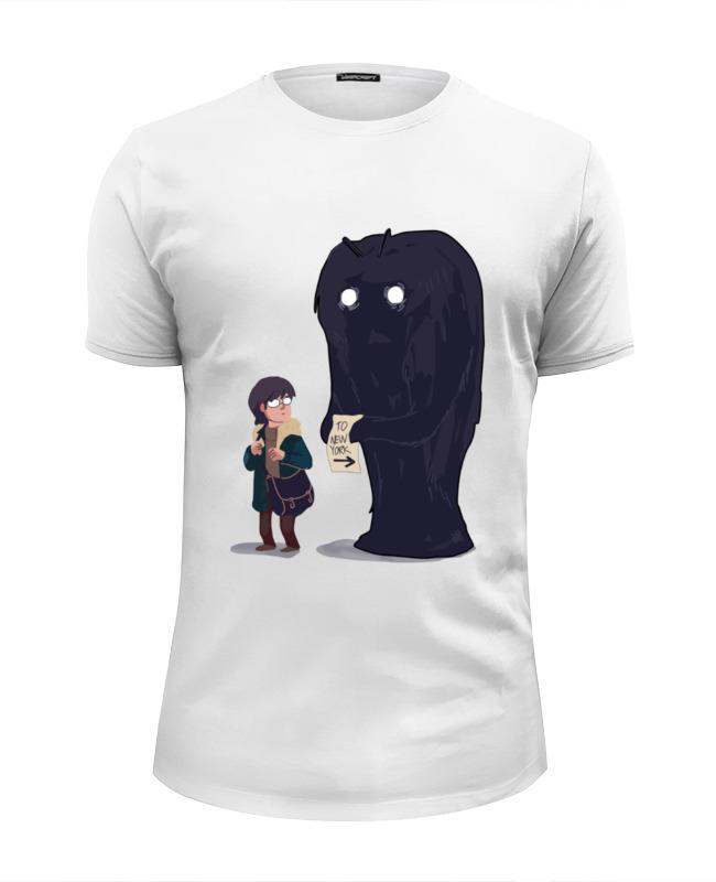 Футболка Wearcraft Premium Slim Fit Printio To new york футболка wearcraft premium slim fit printio welcome to new vegas