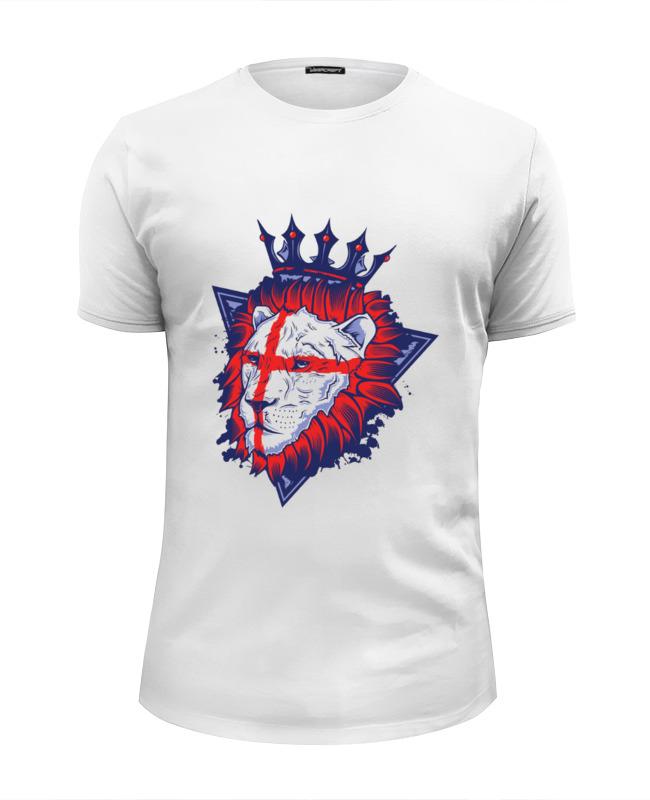 Футболка Wearcraft Premium Slim Fit Printio Король лев футболка wearcraft premium slim fit printio король лев