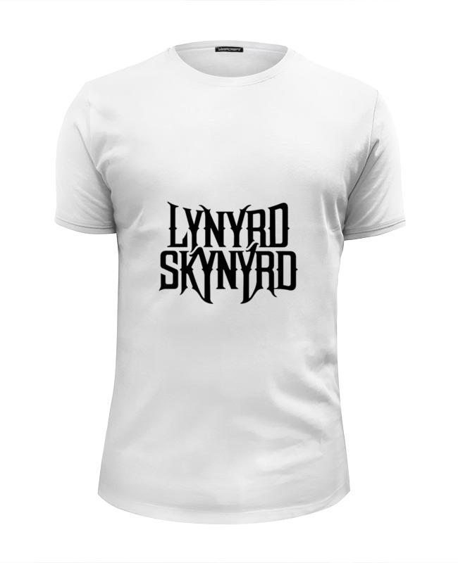 Футболка Wearcraft Premium Slim Fit Printio Рок-группа lynyrd skynyrd футболка wearcraft premium printio рок группа deep purple