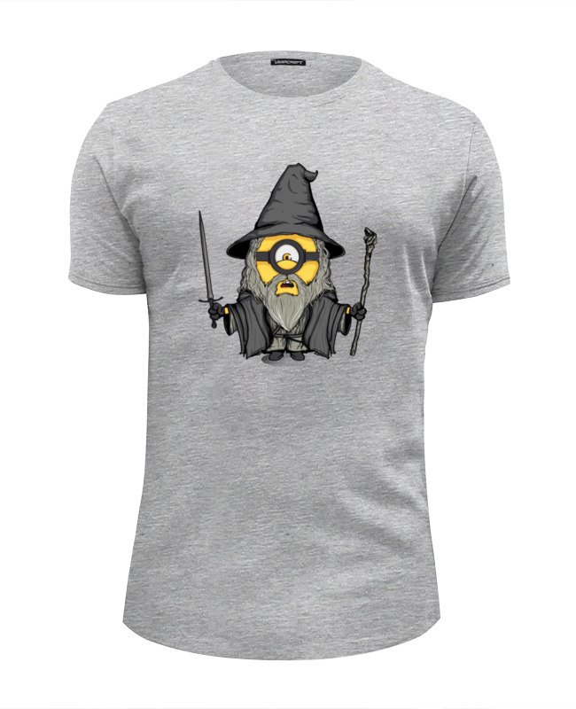 Printio Миньондальф футболка wearcraft premium printio миньондальф
