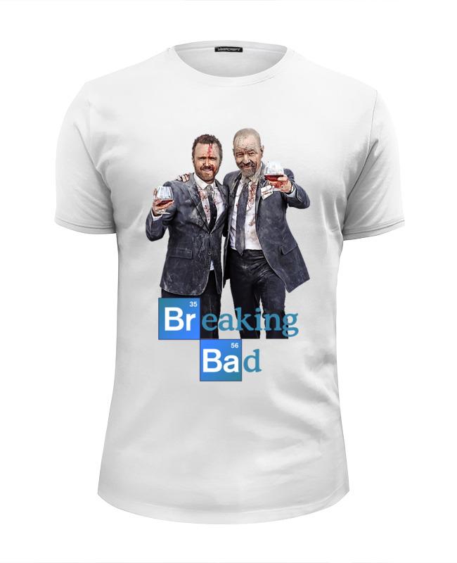 Printio Breaking bad футболка wearcraft premium slim fit printio vault boy breaking bad