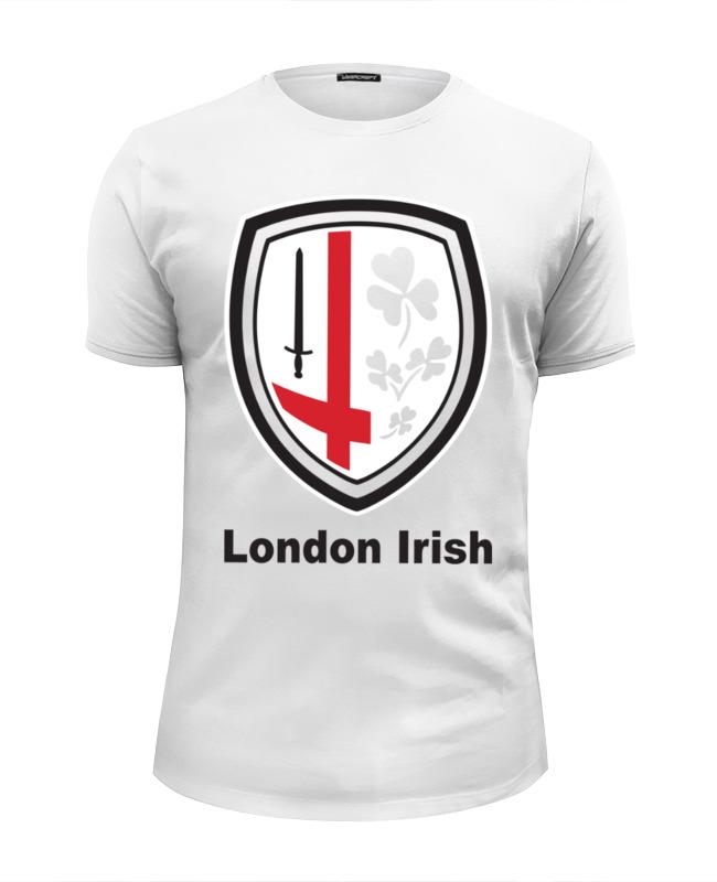 Printio London irish футболка wearcraft premium slim fit printio london irish