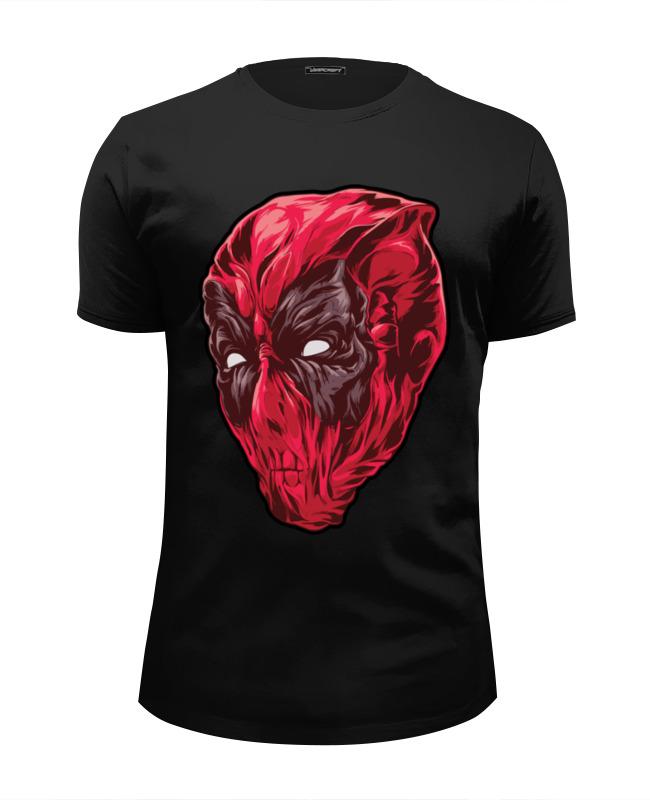 Футболка Wearcraft Premium Slim Fit Printio Deadpool/дэдпул футболка wearcraft premium slim fit printio deadpool merc gym
