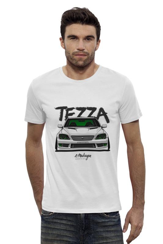 Футболка Wearcraft Premium Slim Fit Printio Toyota altezza (lexus is) lexus rx300 toyota harrier модели 2wd