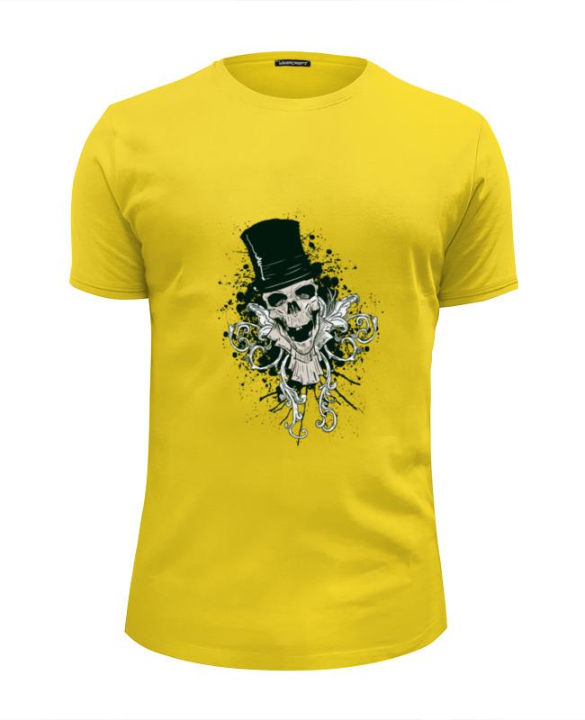 Футболка Wearcraft Premium Slim Fit Printio Skull man футболка wearcraft premium slim fit printio skull man