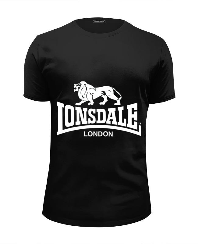 Футболка Wearcraft Premium Slim Fit Printio Lonsdale london каталог lonsdale