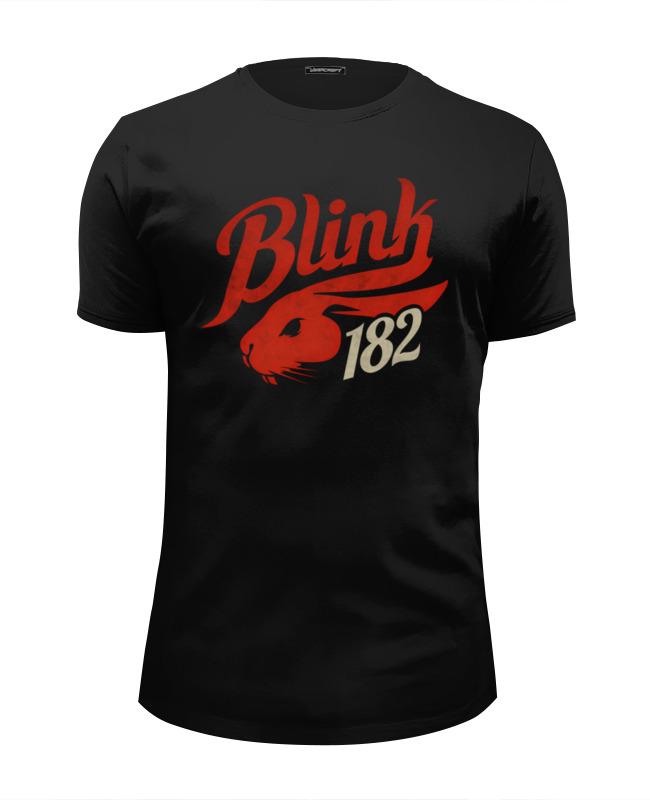 Футболка Wearcraft Premium Slim Fit Printio Blink-182 футболка wearcraft premium slim fit printio blink 182 smile