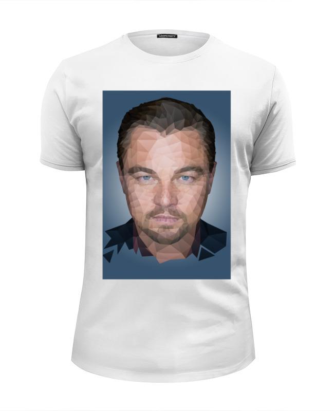 Футболка Wearcraft Premium Slim Fit Printio Leonardo dicaprio футболка wearcraft premium printio leonardo dicaprio