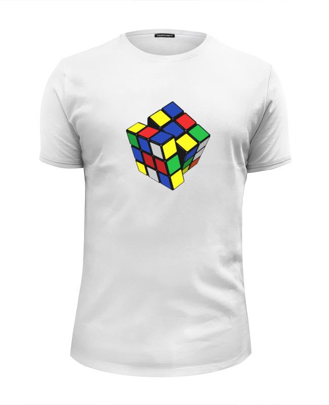 Printio Кубик рубика футболка wearcraft premium slim fit printio кубик рубика