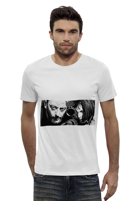 Футболка Wearcraft Premium Slim Fit Printio Leon&matilda футболка wearcraft premium slim fit printio фильм леон leon