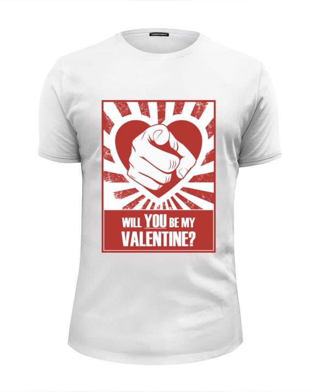 Printio Будешь моим валентином? (14 февраля)