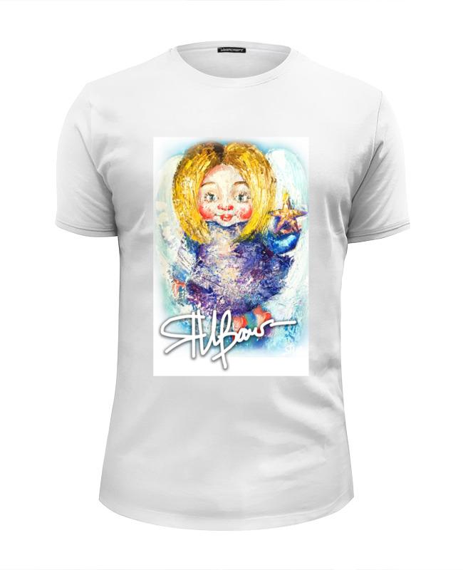 Printio Ангел-звезда футболка wearcraft premium slim fit printio звезда давида