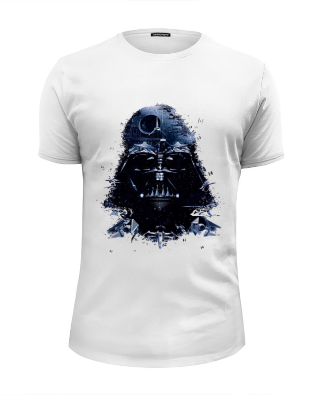 Футболка Wearcraft Premium Slim Fit Printio Darth vader футболка wearcraft premium slim fit printio the story of darth vader