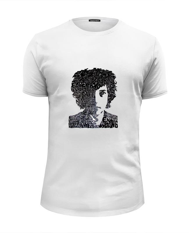 Футболка Wearcraft Premium Slim Fit Printio Dylan футболка wearcraft premium printio bob dylan