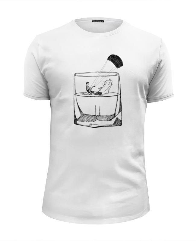Printio Кайтер в бокале футболка wearcraft premium printio кайтер в бокале