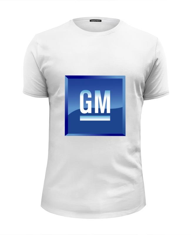 Printio Логотип gm gm pb044 b