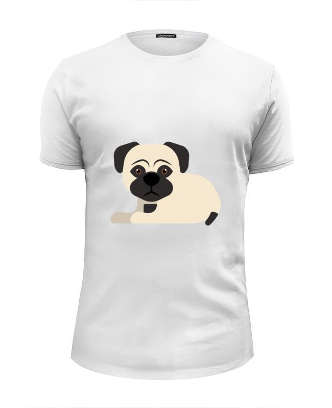 Printio Мопс. футболка wearcraft premium printio деловой мопс