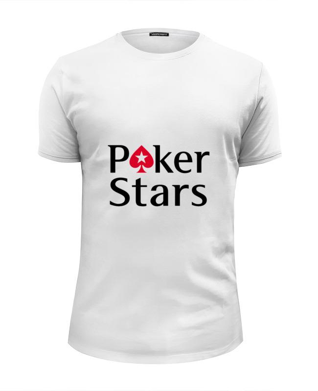 Printio Pokerstars футболка wearcraft premium slim fit printio покер poker
