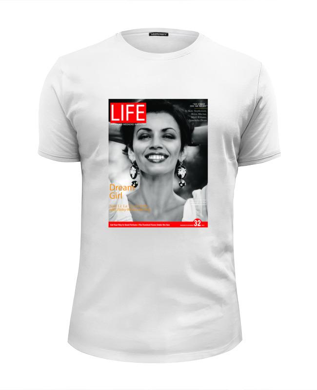 Футболка Wearcraft Premium Slim Fit Printio Жизнь удалась футболка wearcraft premium printio жизнь удалась
