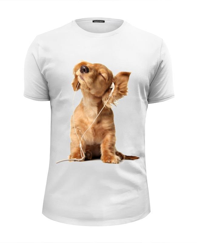 Футболка Wearcraft Premium Slim Fit Printio Собака футболка wearcraft premium slim fit printio боулинг