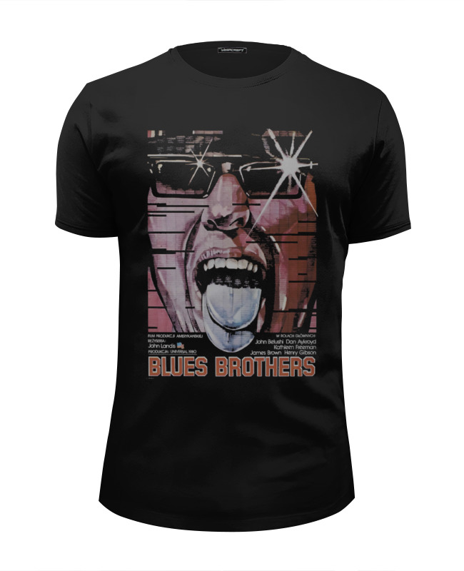 Футболка Wearcraft Premium Slim Fit Printio The blues brothers футболка wearcraft premium slim fit printio the monkees