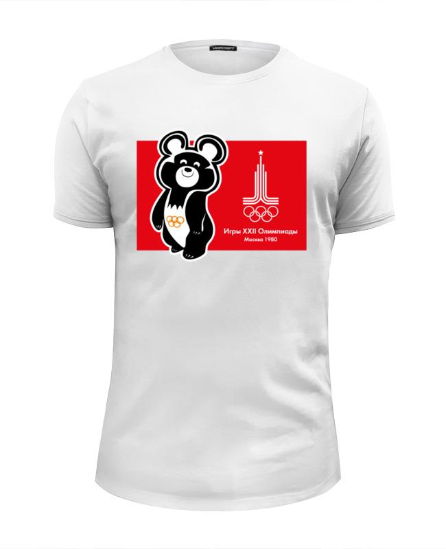 Printio Олимпиада москва 1980 - xxii olympic games moscow мишка купить москва