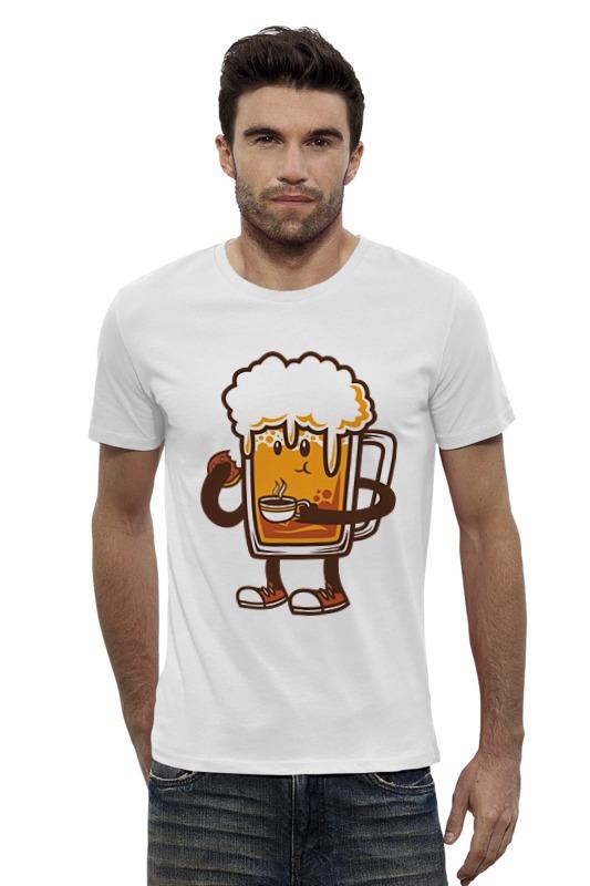 Футболка Wearcraft Premium Slim Fit Printio Пиво. футболка wearcraft premium slim fit printio avengers